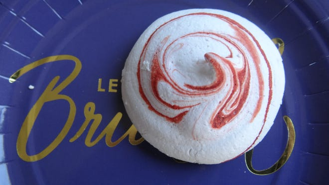 Meringues and meringue cookies are a wonderful way to partake in a sweet confection without indulging in a heavy dessert.