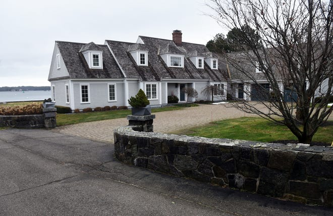 This waterfront home at 18 Becker Lane in New Castle had the highest sale price of homes that sold on the Seacoast of New Hampshire in 2020.