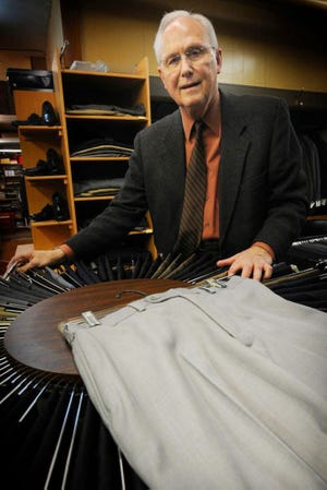 Glenn Headley worked in the clothing retail business for 60 years and was the owner of Headley's Clothing in Salina.