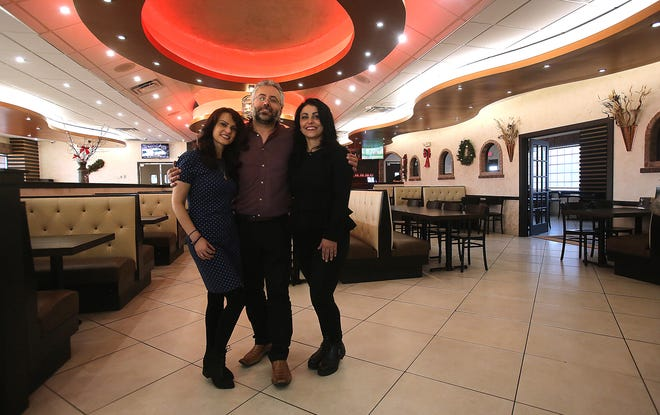 From left, owners Styliani and Ziko Kostantini and Oz Milne opened Kozi Italian Kitchen in the middle of a worldwide pandemic. Despite the challenges, the team has enjoyed bringing authentic Italian cuisine to Shelby.