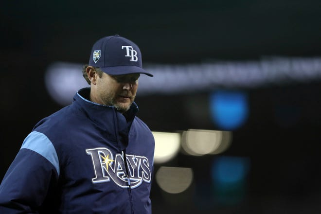 Tampa Bay pitching coach Kyle Snyder, a Riverview High graduate, has high hopes for Rays starter Tyler Glasnow in 2021.