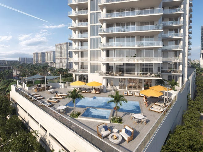 Kolter Urban's 18-level Bayso Sarasota project in Quay Sarasota will offer 149 luxury condos priced from the $800,000s.