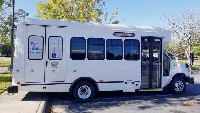 A temporary suspension of Craven Area Rural Transit System (CARTS) fares will extend from January 1, 2021 through June 30, 2021 to reduce the potential for COVID-19 exposure.  [CONTRIBUTED]