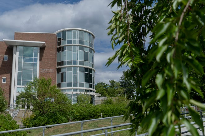 The campus of Quinsigamond Community College in a July 16 file photo.
