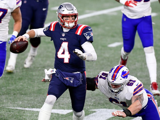 Patriots quarterback Jarrett Stidham feels confident he could shine if given the chance in New England.