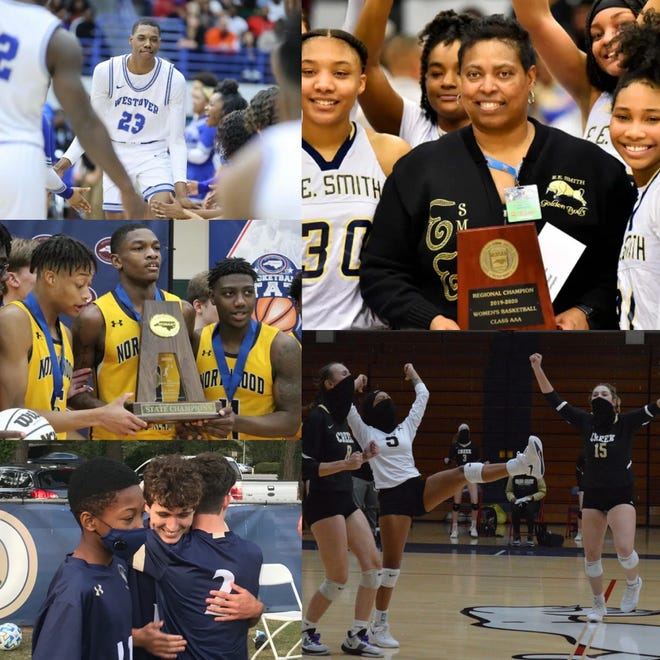 Five teams in Cumberland County had unforgettable seasons in 2020, including a trio of state championship squads and two more that faced a pandemic and a shortened schedule.
