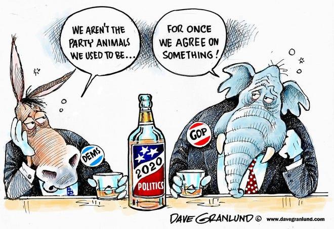 2020 Politics: Dems & GOP finally agree