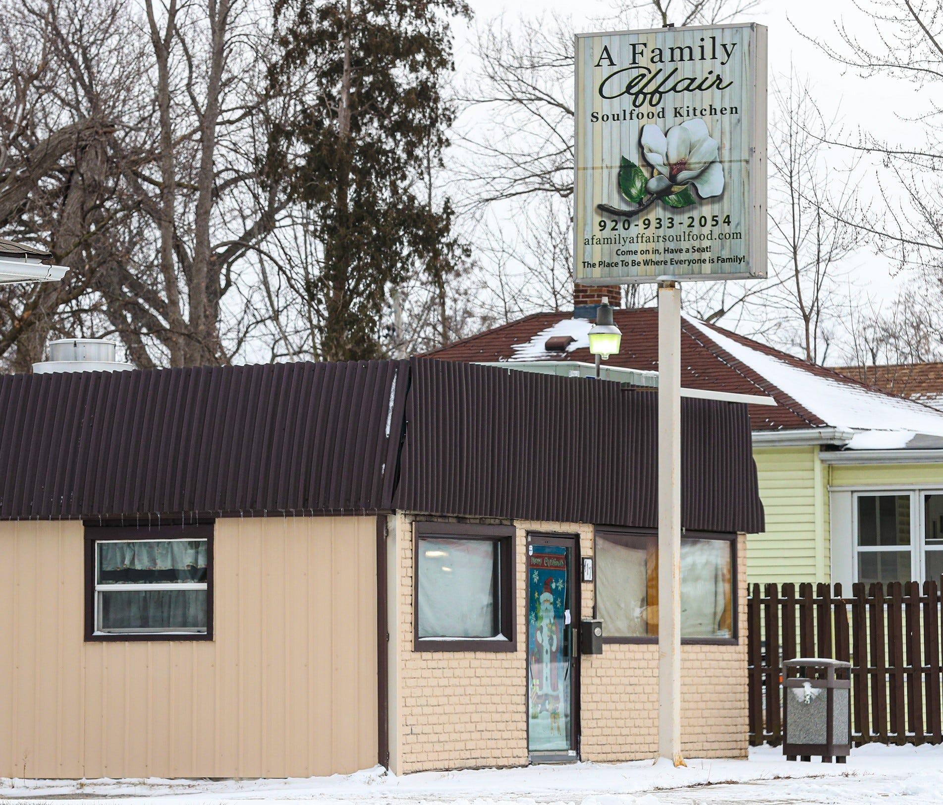 Fond Du Lac A Family Affair Soulfood Kitchen Set To Open Jan 26