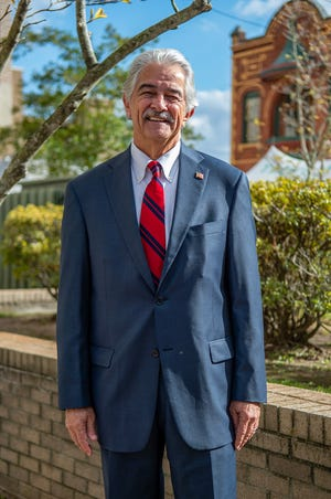 Don Landry was elected as 15th Judicial District Attorney on Nov. 3, 2020. He'll take office in 2021.