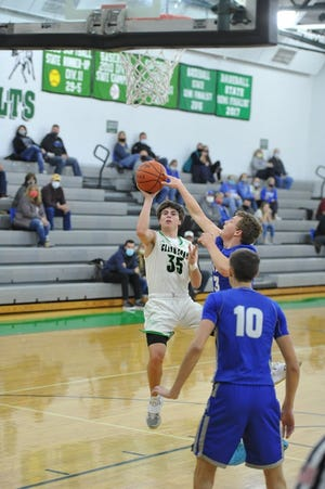 Clear Fork's Jared Scott scored a game-high 29 points in a 77-60 win over Northwestern.