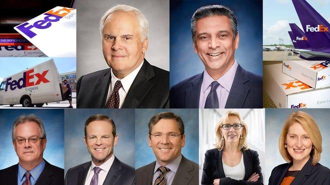 FedEx Executives 2020