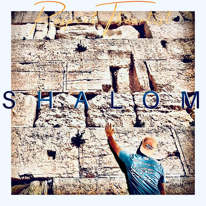 "Respect Theartist's new single ""Shalom"" releases at midnight on New Year's Eve."