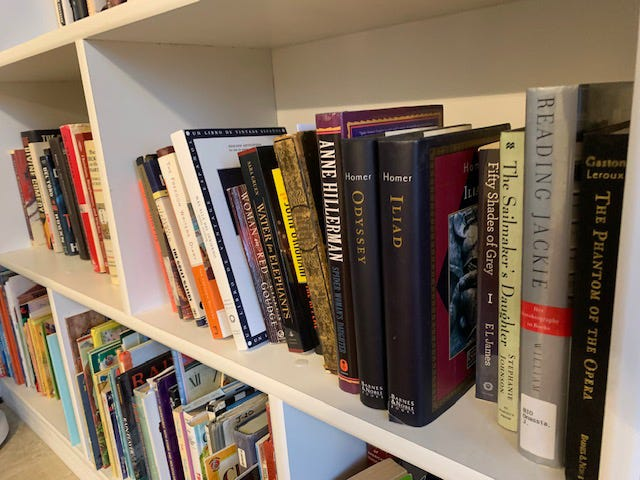 Homer's 'Odyssey' is a classic for any bookshelf. Why ban it?