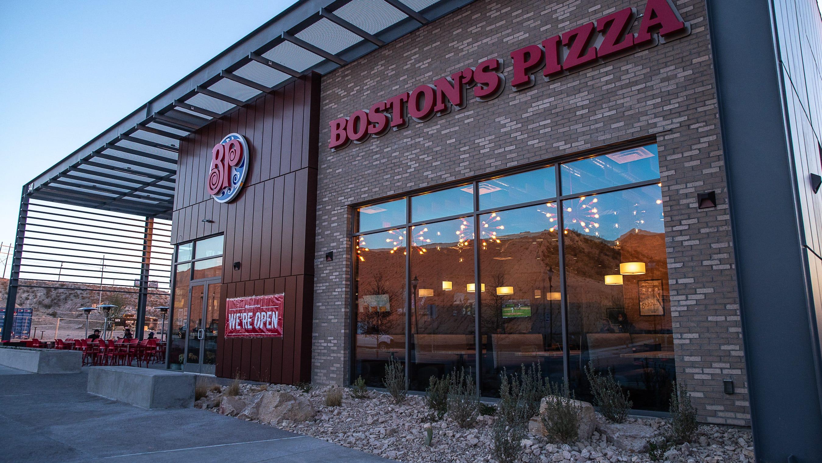 Boston Pizza Restaurant & Sports Bar opens first location ...