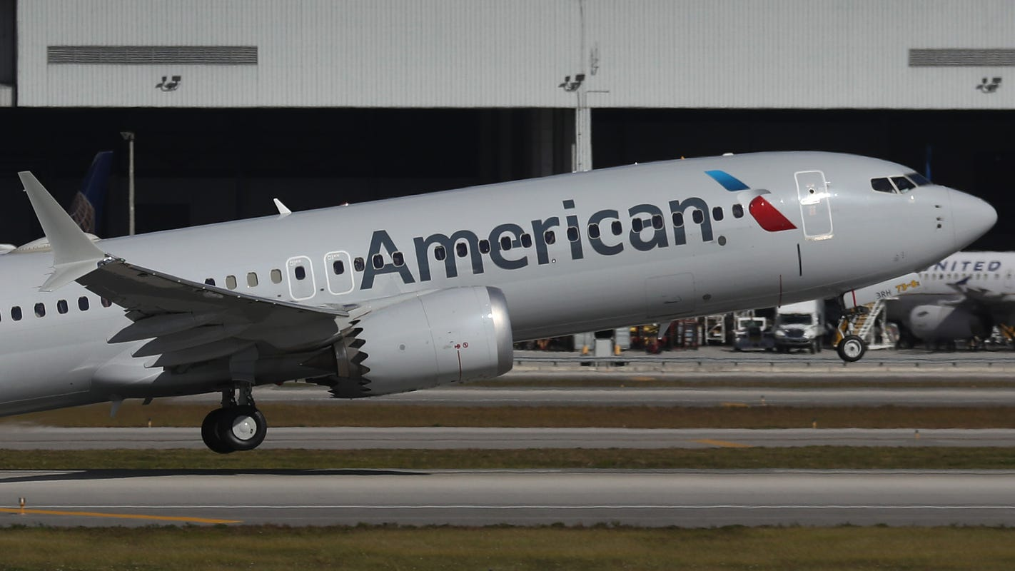 American Airlines flight diverted after 'disturbing and unacceptable' passenger fight over racial slur
