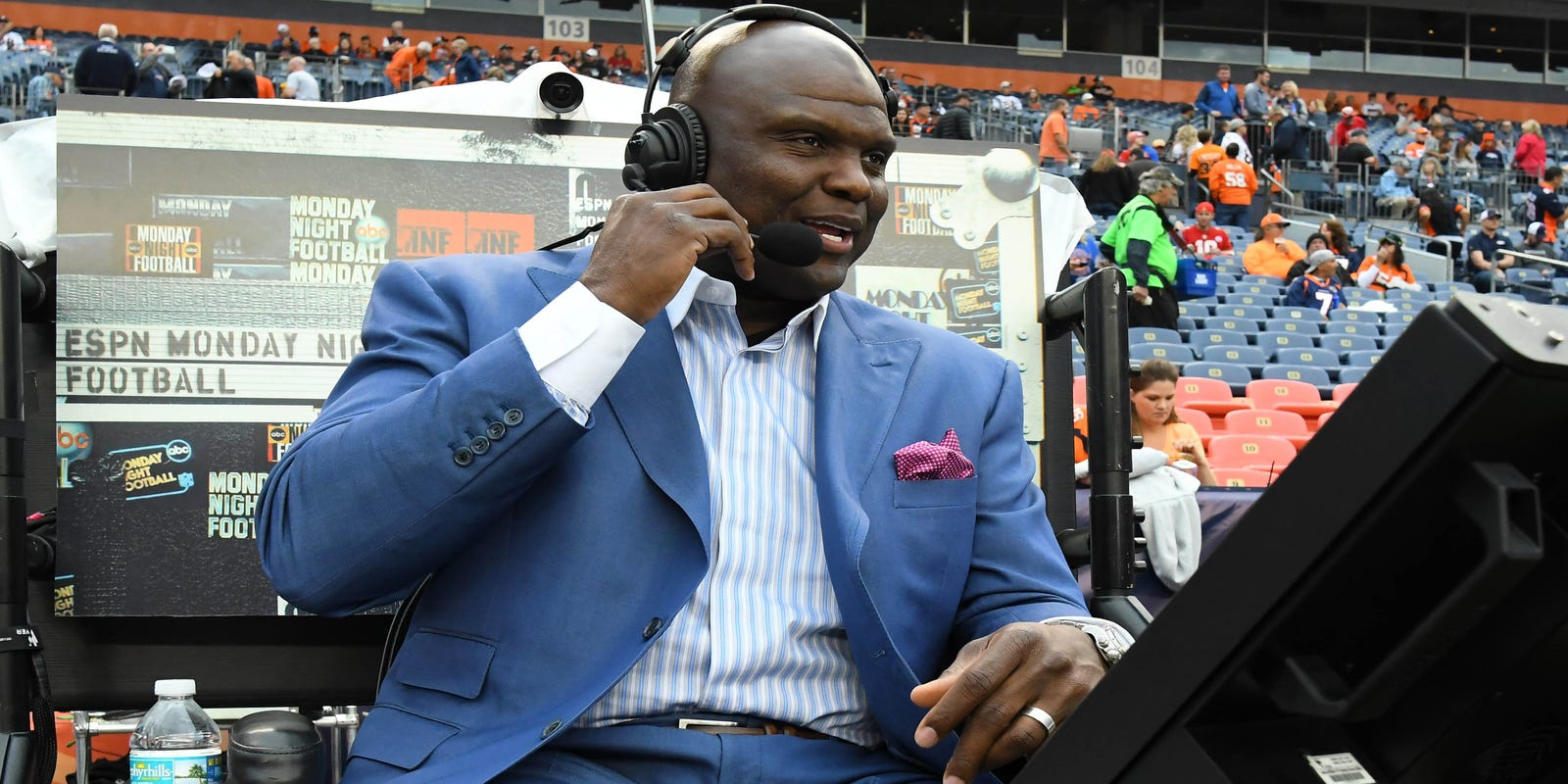 Espn S Booger Mcfarland Dangerously Wrong On Young Black Nfl Players