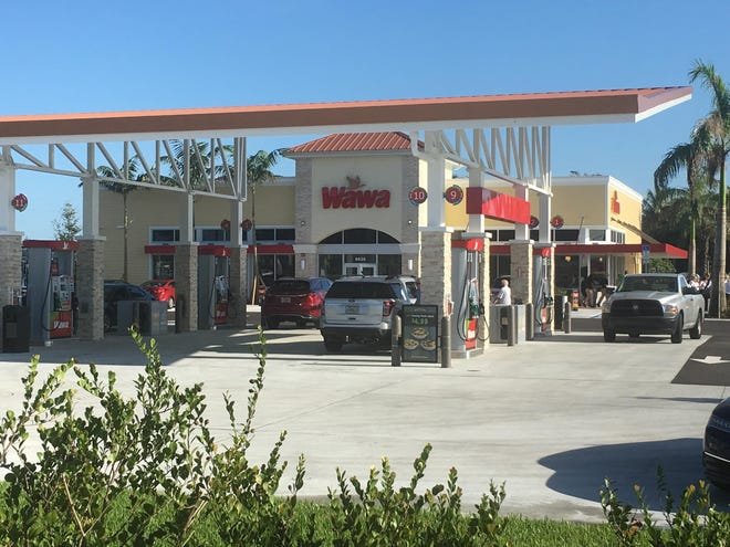 Some residents are claiming Northampton officials aren't following the right course in their consideration of a proposed Wawa with gas pumps.