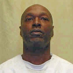 This undated file photo provided by the Ohio Department of Rehabilitation and Correction shows death row inmate Romell Broom, whose botched execution in September 2009 was called off after two hours when executioners failed to find a usable vein following 18 attempts to insert needles.