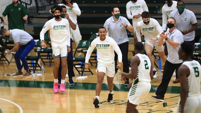 The Stetson men's basketball team is on a two-game winning streak after opening the season with four losses.