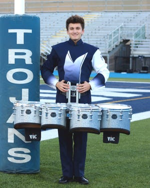 McDowell High School senior Gabe Iadeluca has been selected to participate in the National Association for Music Education 2020 All-National Honor Ensembles virtual event Jan. 7-8.