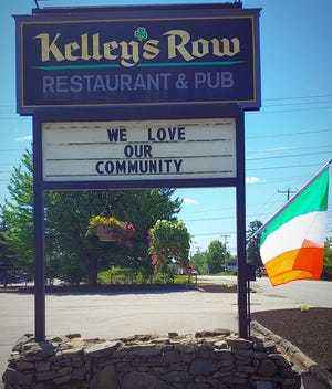 Kelley's Row, located at 417 Route 108 in Somersworth.