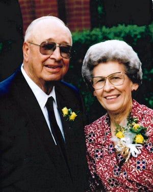 Lyle and Virginia Scheetz