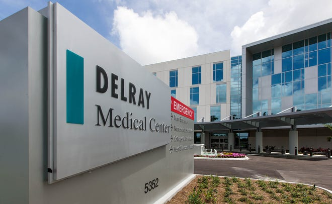Delray Medical Center treats more than 100,000 patients a year, including those severely injured that arrive in an emergency situation where belongings are not able to be inventoried, hospital spokeswoman Shelly Weiss Friedberg said.