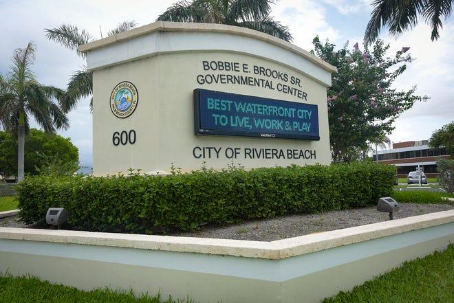 Riviera Beach City Hall.