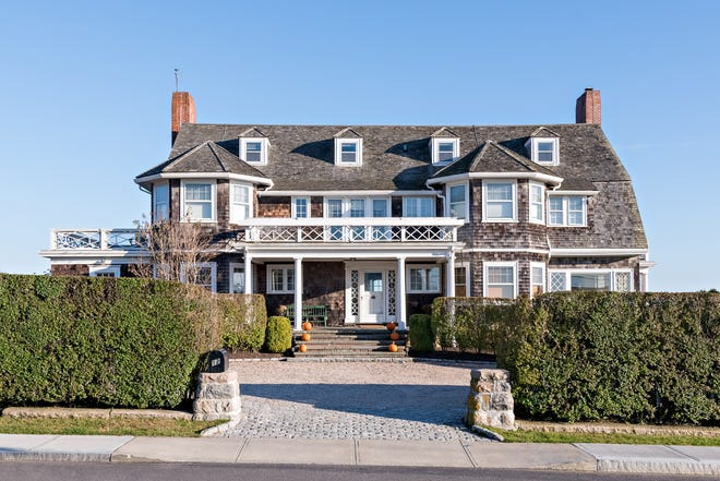12 Bluff Ave., Westerly, sold for $11.8 million.