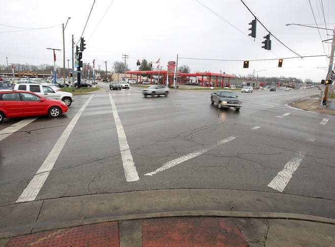 A nearly $2 million Ohio Department of Transportation upgrade project on Tuscarawas Street W at Perry Drive is slated to start in fall 2021.