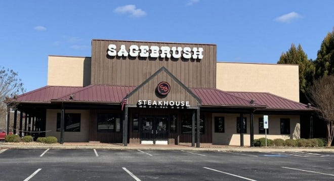 Two years after reopening, Sagebrush in Shelby closed its doors.