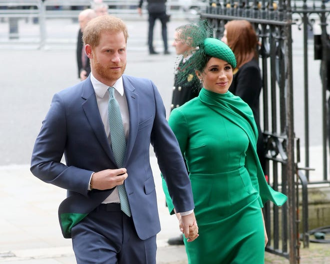 Prince Harry, Duke of Sussex and Meghan, Duchess of Sussex, have begun a podcasting venture.