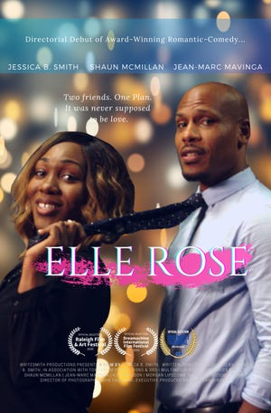 'Elle Rose' stars Sanford native Jessica B. Smith and Hope Mills native Shaun McMillan.