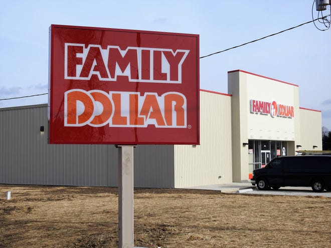 A new Family Dollar store will have a grand opening Jan. 28 on Township Road 287 just outside Conesville, off of Ohio 16. It should employee seven to 10 workers.