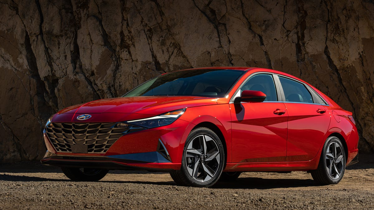 2021 Hyundai Elantra's Value, Style Earn It Free Press Car