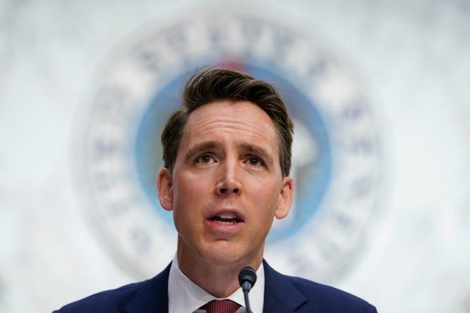 Senator Josh Hawley, R-Mo.
