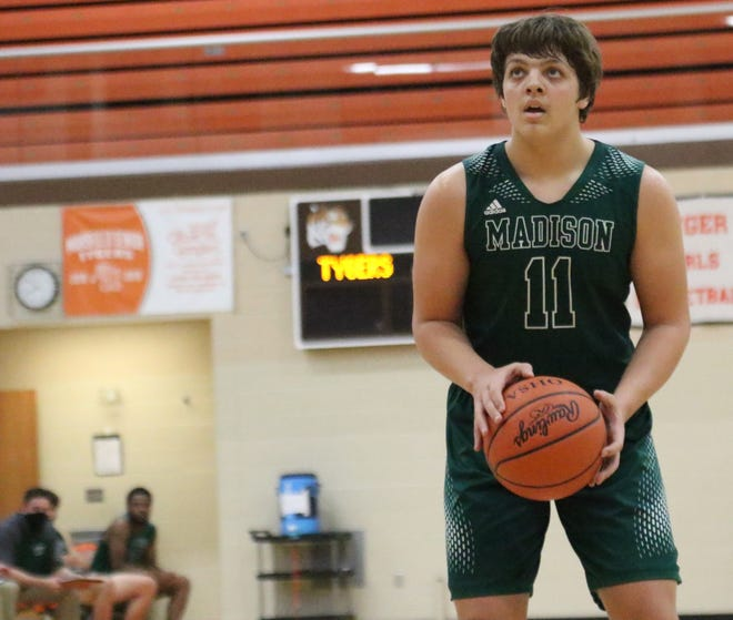Madison's Jayden Jefferies has the Rams looking for a big year in 2021-22.