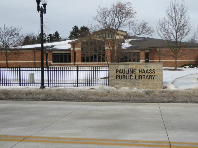 Sussex's Pauline Haass Public Library reopened after being closed for a few weeks due to COVID-19.