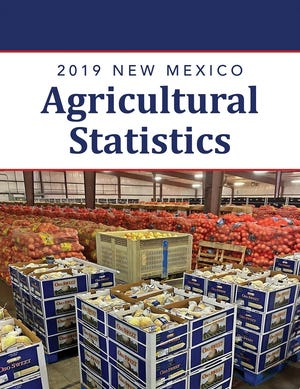 In cooperation with the New Mexico Department of Agriculture, the United States Department of Agriculture's National Agricultural Statistics Service New Mexico Field Office released the 2019 New Mexico Agricultural Statistics bulletin in early December 2020.