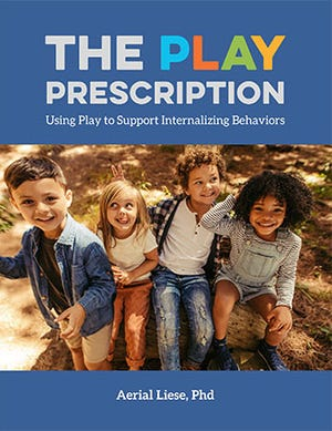 """The Play Prescription: Using Play to Support Internalizing Behaviors"" by Dr. Aerial Liese"