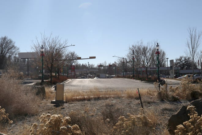 North Main Avenue is pictured Wednesday, Dec. 30, 2020, in Aztec.