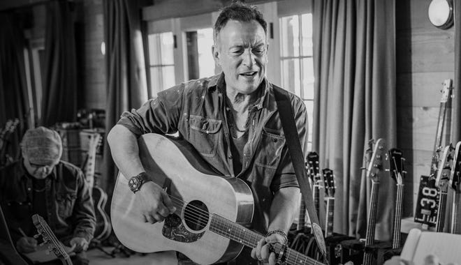Letter to You is Bruce Springsteen's 20th studio album