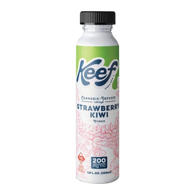 Keef Life H2O Strawberry Kiwi