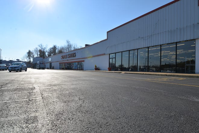 The Dogwood Square Shopping Center has been around for nearly 30 years and was once home to Kmart.