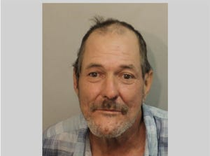 Florida State University police arrested David Mann, 54, on Tuesday, Dec. 29, 2020 for using a fire extinguisher for something other than putting out a fire.