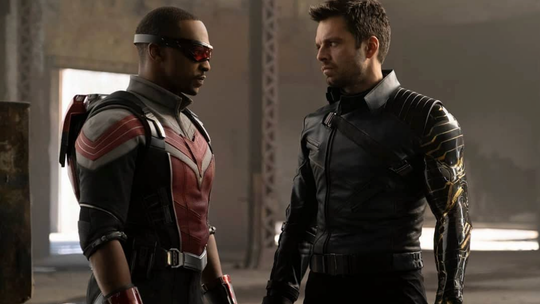 The Falcon and the Winter Soldier will be streaming on Disney Plus.