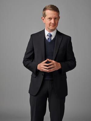 "ABC's ""The Chase"" stars Ken Jennings."