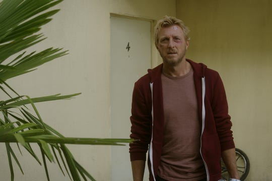 """William Zabka says in the third installment of """"Cobra Kai,"""" his character Johnny Lawrence is """"worse off than when we met him."""""""