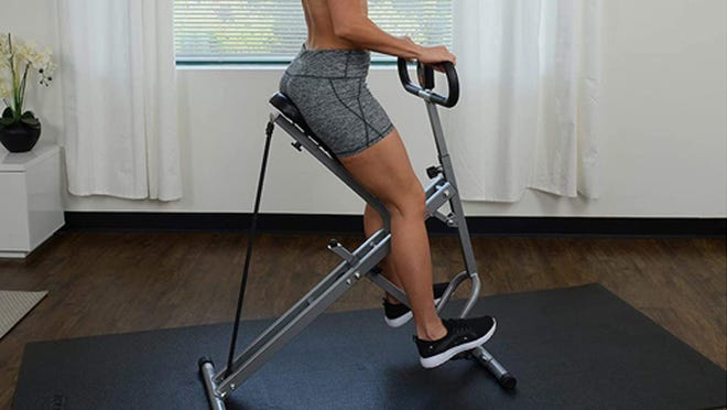 Reviewers say this machine will help you feel the burn.