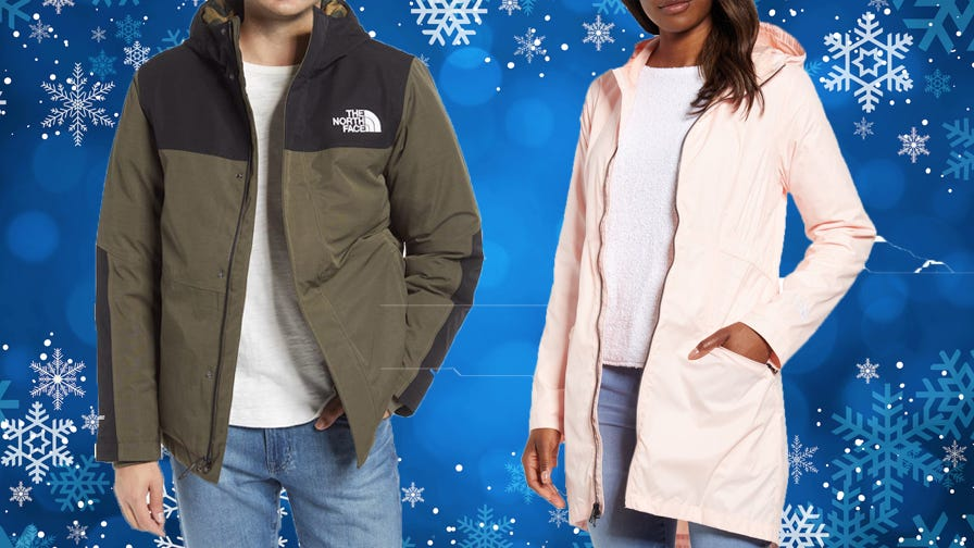Outerwear from The North Face is majorly marked down for the Nordstrom Half Yearly Sale